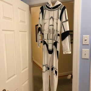 Star Wars Other - STAR WARS STORM TROOPER ONESIE
